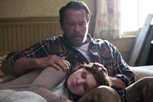 """""""Maggie"""": Bản nhạc buồn cho cha và con-2"""