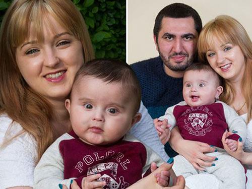 Bé trai được sinh ra với bộ gen tránh 200 bệnh-3
