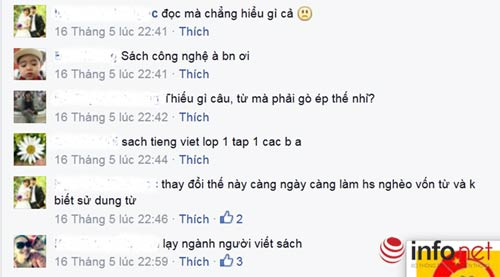 giao vien phan ung voi doan van day tre lop 1 trong sach tieng viet - 5