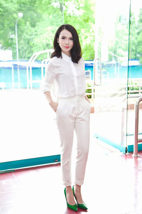 5 kiểu quần đẹp nhất của sao Việt khiến chị em mê mẩn-8