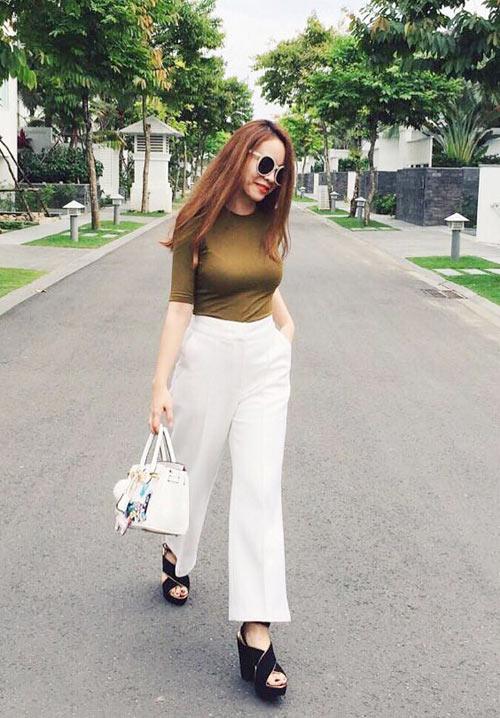 5 kiểu quần đẹp nhất của sao Việt khiến chị em mê mẩn-1