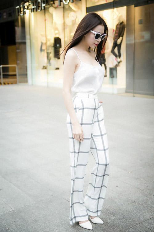 5 kiểu quần đẹp nhất của sao Việt khiến chị em mê mẩn-2