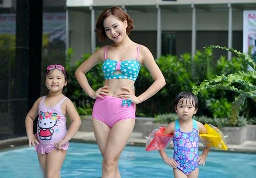 lan phuong khoe ve ngot ngao tai ho boi - 1