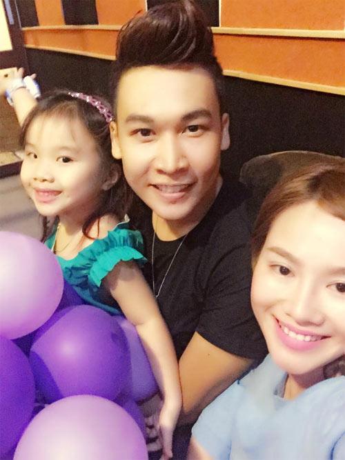 Thu Minh trang trí phòng cho con sắp sinh-8