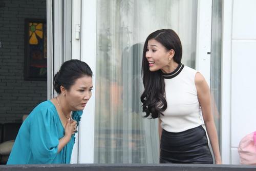 Kim Hiền khoe bụng bầu 6 tháng thon gọn-14
