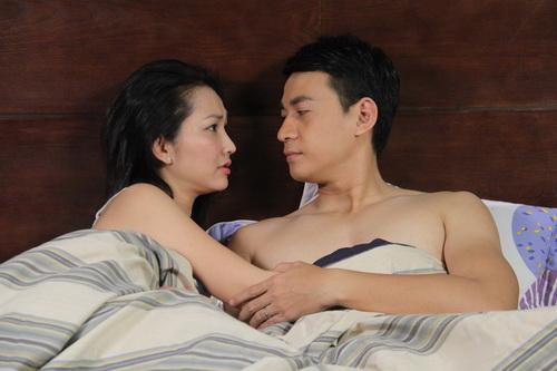 Kim Hiền khoe bụng bầu 6 tháng thon gọn-20