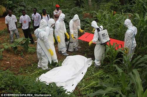 Trẻ mồ côi vì dịch Ebola bán thân để kiếm ăn qua ngày - 9
