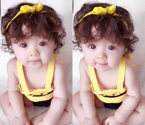 """Thời trang mùa hè """"bé nào cũng thèm"""" của con gái Elly Trần-11"""
