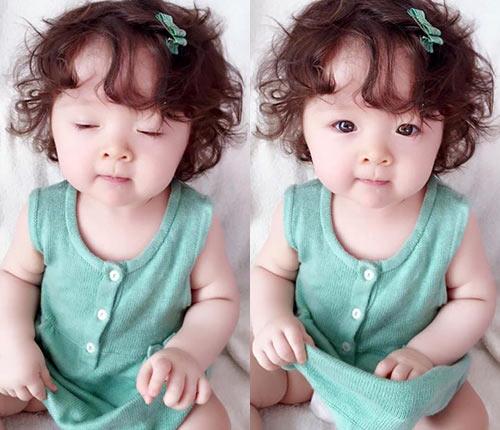 """Thời trang mùa hè """"bé nào cũng thèm"""" của con gái Elly Trần-1"""
