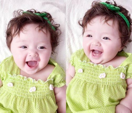 """Thời trang mùa hè """"bé nào cũng thèm"""" của con gái Elly Trần-5"""