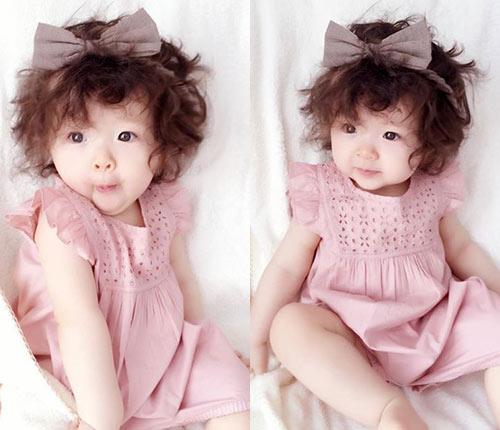 """Thời trang mùa hè """"bé nào cũng thèm"""" của con gái Elly Trần-6"""