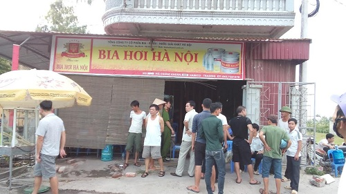 vu thai phu bi dam: thai nhi tu vong, san phu nguy kich - 2