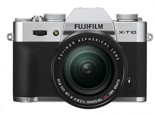 fujifilm x-t10, phien ban thu gon x-t1 trinh lang - 1