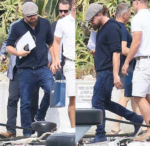 "Leo DiCaprio ""phớt lờ"" LHP Cannes đi chơi du thuyền-10"