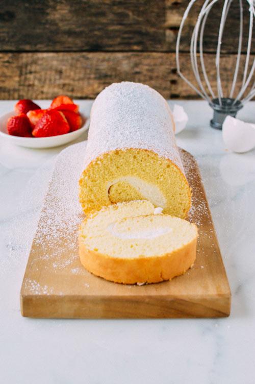 Lót dạ với bánh cuộn mềm thơm - 13