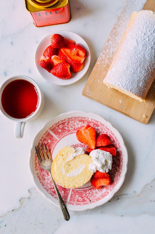 Lót dạ với bánh cuộn mềm thơm - 15