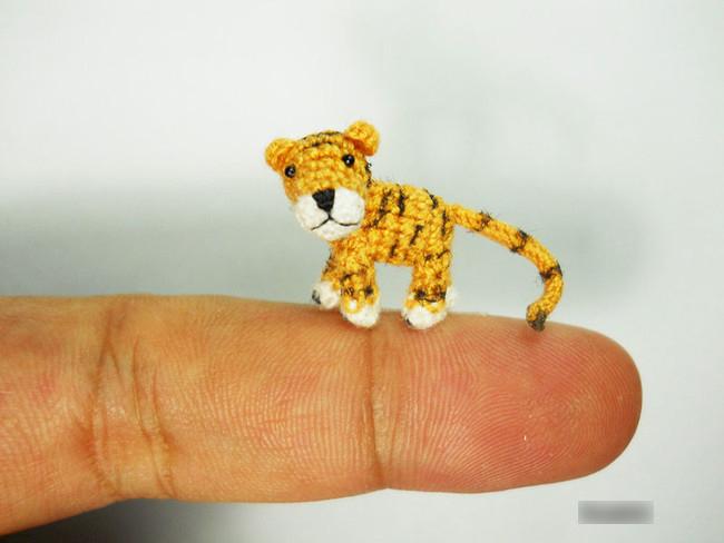 Báo nước ngoài ngưỡng mộ thú móc mini của gia đình Việt