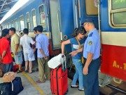 Tin tức - Giảm giá vé tàu hỏa cho thí sinh thi tốt nghiệp THPT năm 2015