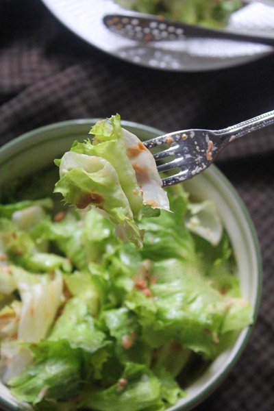 giam can hieu qua voi mon salad ca ngu - 1