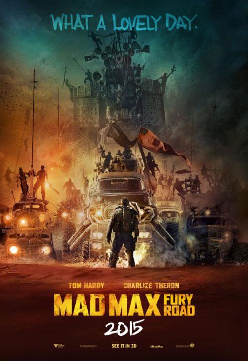 """""""mad max: fury road"""": cuoc hanh trinh cua nu quyen - 1"""