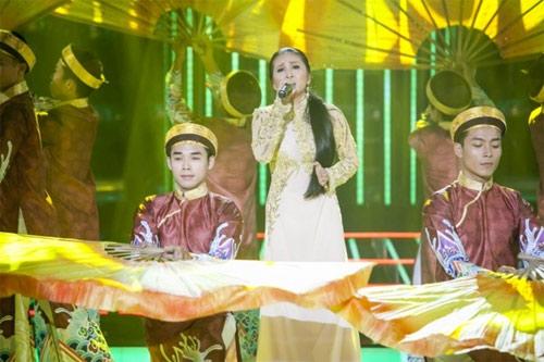 """thanh duy gap """"tai nan"""" tren san khau guong mat than quen - 3"""