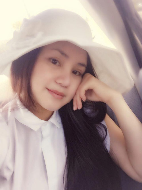 "khanh thi tuoi tan xuat hien cung ""tinh cu"" chi anh - 14"