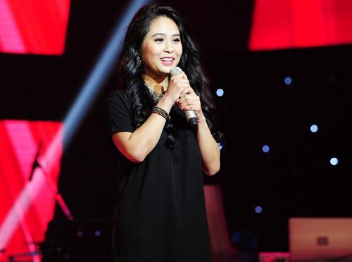 the voice 2015: ca nuong 21 tuoi khien giam khao 'rung roi' - 1