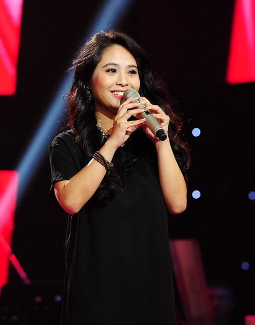 the voice 2015: ca nuong 21 tuoi khien giam khao 'rung roi' - 2