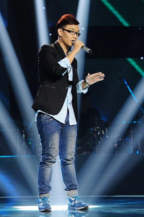 the voice 2015: ca nuong 21 tuoi khien giam khao 'rung roi' - 11