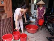 Tin tức - Cảnh báo mất nước cục bộ ở một số quận, huyện Hà Nội