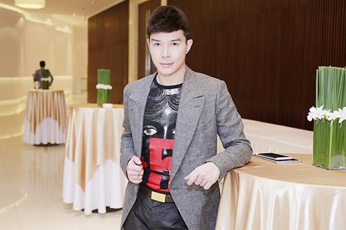 "nathan lee khoe ve banh bao voi ""cay"" hang hieu - 2"