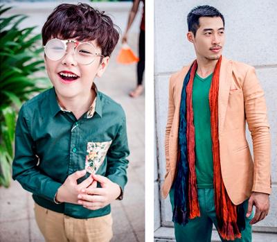chon do sanh dieu cho chong va con trai di choi he - 7