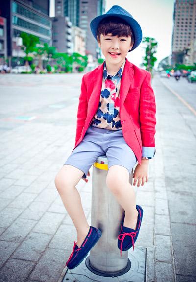 chon do sanh dieu cho chong va con trai di choi he - 3