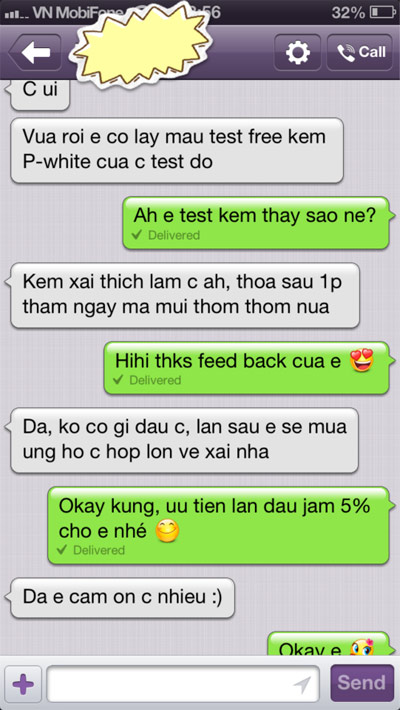 la liet my pham that gia lan lon tren thi truong online - 2