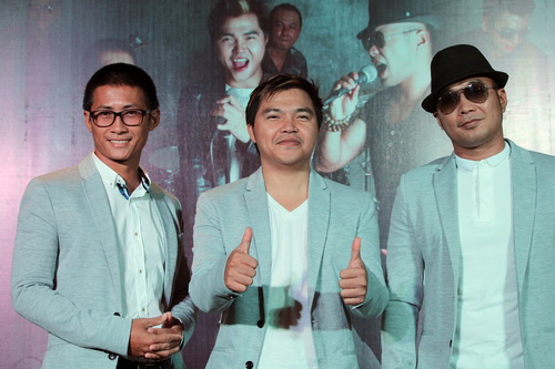 "cam ly song ca cung mtv trong show ""dau an"" - 4"