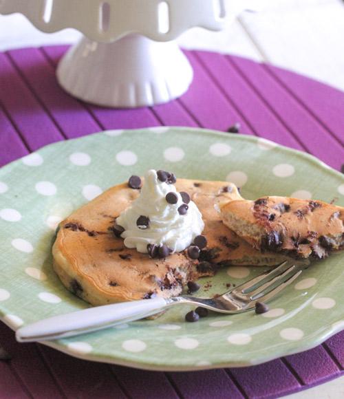 pancake socola vo cung hap dan - 6