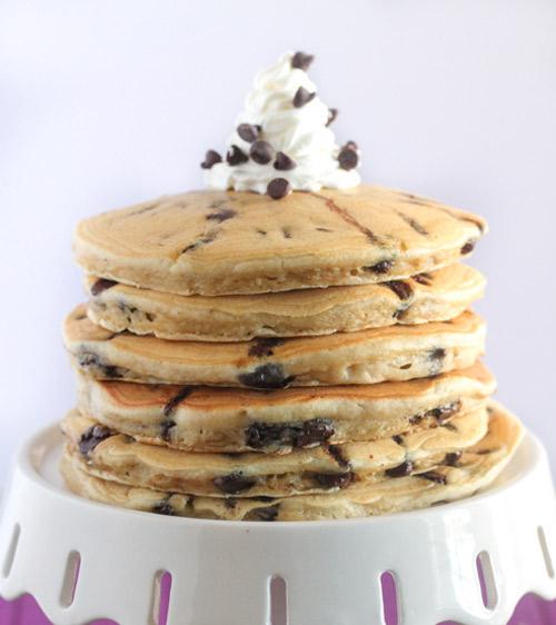 pancake socola vo cung hap dan - 4