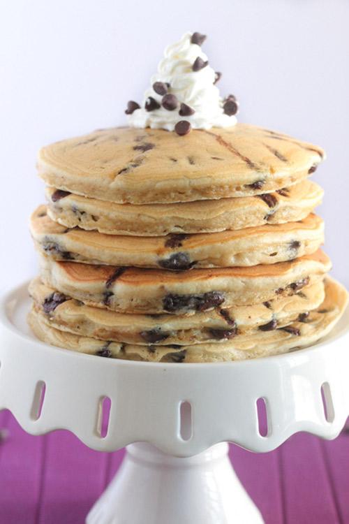 pancake socola vo cung hap dan - 5