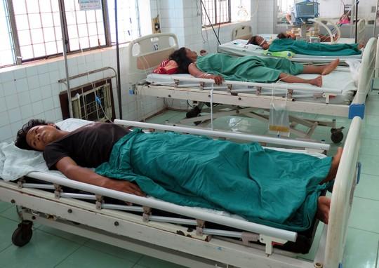 an nam doc, 5 nguoi bi bien chung nang - 1