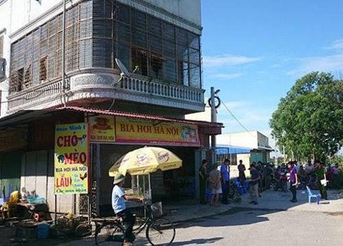 thai nhi 8 thang tuoi chet tham duoi tay… nhan tinh cua ba ngoai - 1