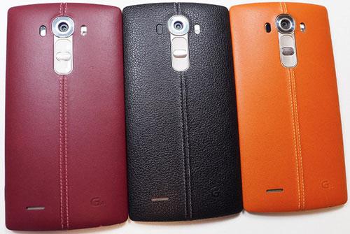 5 lý do mua LG G4 thay vì Samsung Galaxy S6-1