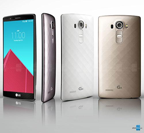 5 lý do mua LG G4 thay vì Samsung Galaxy S6-2