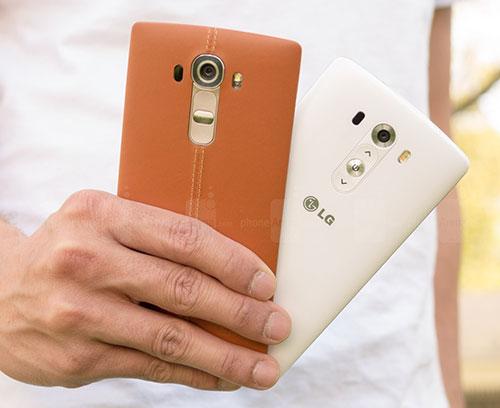 5 lý do mua LG G4 thay vì Samsung Galaxy S6-4