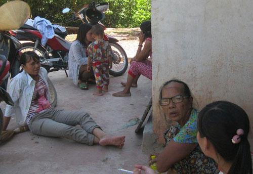 """""""di nhan"""" 30 nam ru thong gia kiem com """"dia phu"""" - 2"""