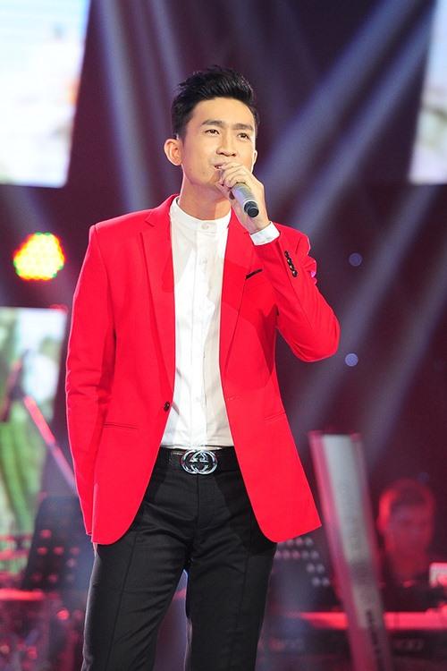 """the voice 2015: my tam bi """"boc me"""" khi dang hua hen du dieu - 4"""
