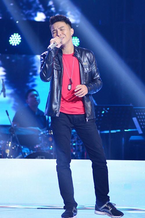 """the voice 2015: my tam bi """"boc me"""" khi dang hua hen du dieu - 13"""