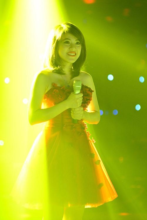 """the voice 2015: my tam bi """"boc me"""" khi dang hua hen du dieu - 5"""