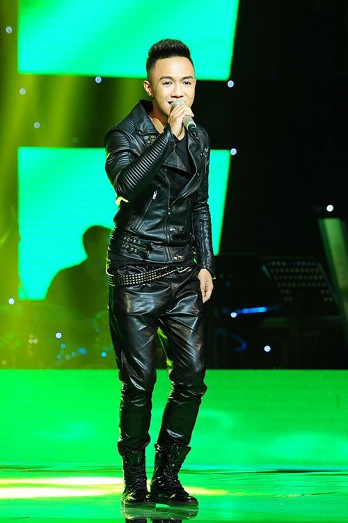 """the voice 2015: my tam bi """"boc me"""" khi dang hua hen du dieu - 6"""