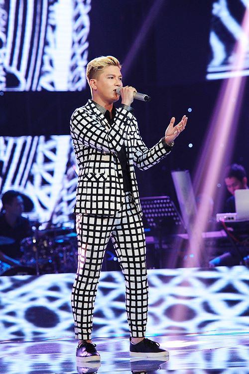 """the voice 2015: my tam bi """"boc me"""" khi dang hua hen du dieu - 9"""