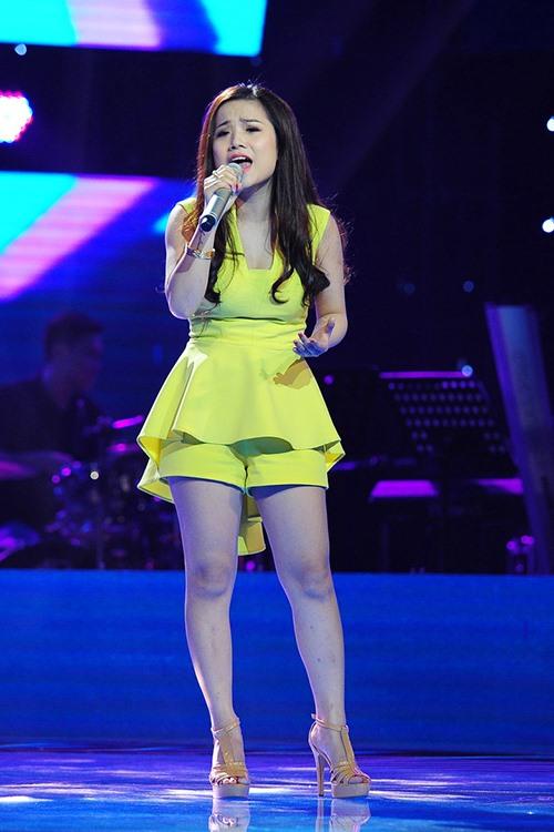 """the voice 2015: my tam bi """"boc me"""" khi dang hua hen du dieu - 12"""